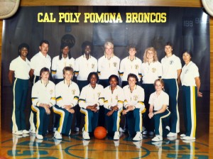 86-87 CPP Women's bball